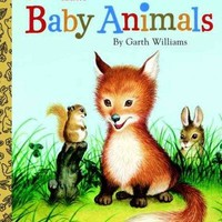 Baby Animals (Little Golden Books)