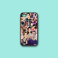 Dylan Obrien Collage - Print on hard cover for iPhone case and Samsung Galaxy case