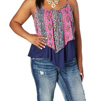 Plus Gypsy Tiered Tank