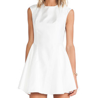keepsake Another World Dress in White