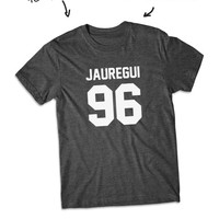 Jauregui 96 Lauren Jauregui shirt Fifth Harmony short Sleeve tshirt