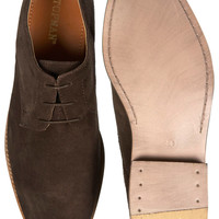 """Morris"" Suede Shoes - View All  - Men's Shoes  - TOPMAN USA"