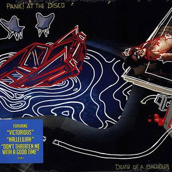 Panic! At The Disco - Death Of A Bachelor LP Vinyl NEW