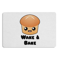 Wake and Bake Cute Roll Placemat
