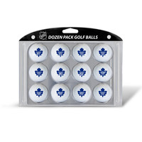 Toronto Maple Leafs NHL Dozen Ball Pack