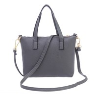 GRACEFUL  Women Fashion  Handbag Shoulder Bag Large Tote Ladies Purse