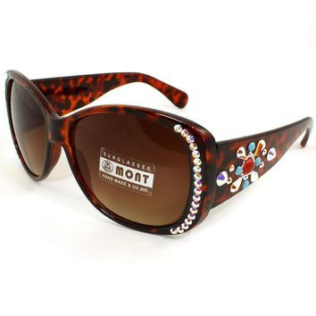 GIANNA SWAROVSKI CRYSTAL SUNGLASSES