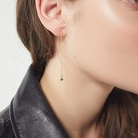 Stella and Bow Europa Threader Earring | Urban Outfitters