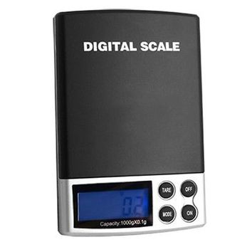new 1000g x 0 1g lcd display mini electronic digital jewelry pocket scale balance weight weighing scale free shipping