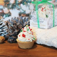 Christmas Cookies Cupcake Soap