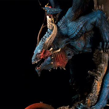 Cang the Implacable, 10th Anniversary Dragon (1)