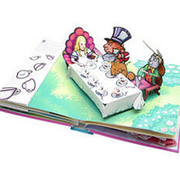 MoMA Store - Alice's Adventures in Wonderland Pop-Up Book (HC)