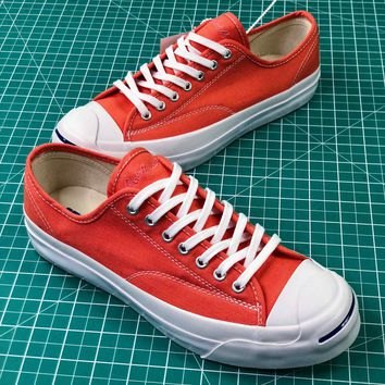 Converse Jack Purcell Signature Style 2 Low Canvas Shoes - Sale 5c421b5908