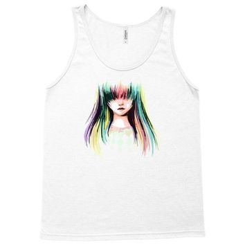 color girl Tank Top