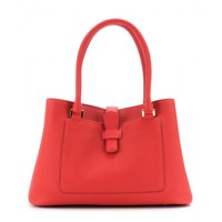 loro piana - bellevue textured-leather tote