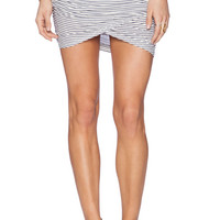 Rachel Pally Rib Brooks Skirt in Prism Stripe | REVOLVE