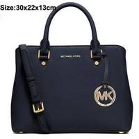 MK Women Shopping Leather Crossbody Satchel Tote Handbag Shoulder Bag