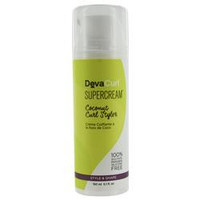 Deva Concepts Curl Supercream Coconut Curl Styler 5.1 Oz