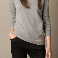 Cashmere Cotton Sweater