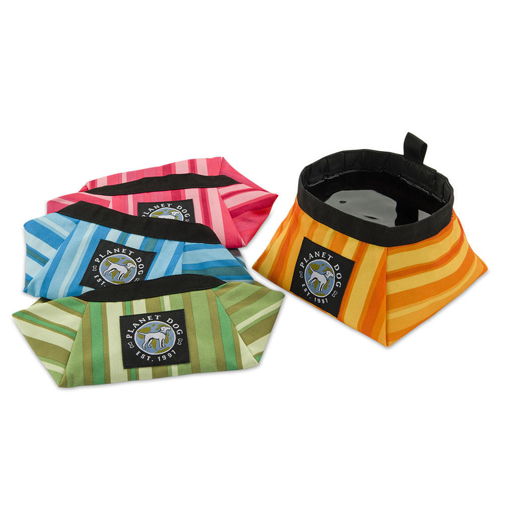 Planet Dog Travel Bowl From Tail Waggin Swag Sweet Baby