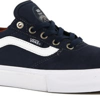 Vans Gilbert Crockett Pro-Navy/Wht/Leather