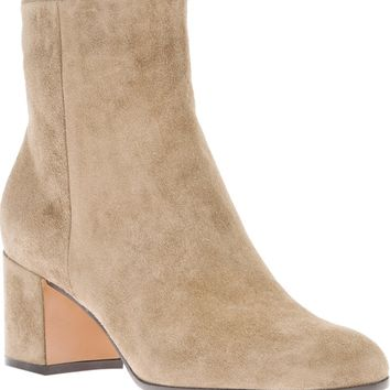 Gianvito Rossi Chunky Heel Ankle Boot
