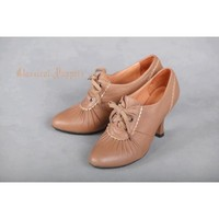 Classical Puppets Steam Victorian Shoes(Leftovers) - CLOBBAONLINE