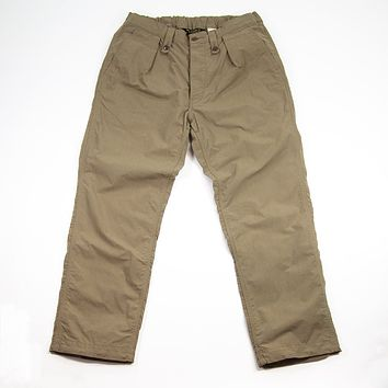 Fatigue Trousers, Olive