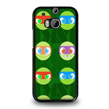 TEENAGE MUTANT NINJA TURTLES BABIES TMNT  HTC One M8 Case Cover
