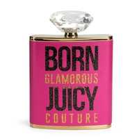 Born Glamorous Juicy Couture Flask