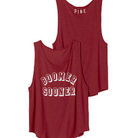 University of Oklahoma Boyfriend Tank