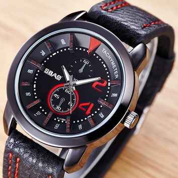 Watch Men Sports Casual Quartz Watch [10816522563]