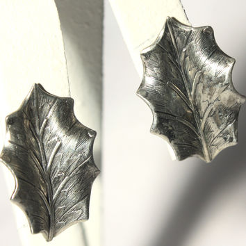 Sterling Silver Danecraft Earrings