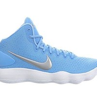 NIKE Men's React Hyperdunk 2017 Nylon Running Shoes