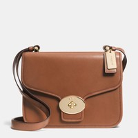 PAGE SHOULDER BAG IN LEATHER