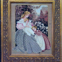 Lavender and Lace Victorian Designs 'Morning Song' L&L 31 Pattern Kit
