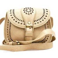 Etched Crossbody