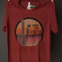 "Gina ""Look Beyond the Horizon"" Tee"