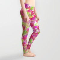 Optimistic Leggings by Sandra Arduini