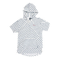 Rocksmith Bounty S/S Hood In White