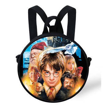 Harry Potter Cute Small Round Bag