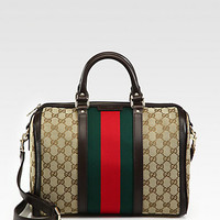 Gucci - Medium Boston Bag