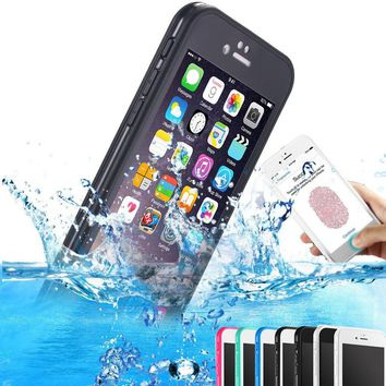Waterproof Shock Dirt Proof Case Cover For iPhone X / 8 / 8 Plus / 7 / 7 Plus / 6 / 6 Plus / 6s / 6s Plus / 5 / 5s / SE