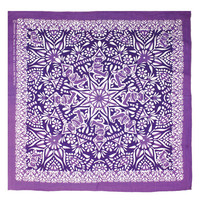 Grateful Dead Dancing Bears Bandana PURPLE hippie Deadhead