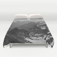 Archangel Valley Duvet Cover by Kevin Russ | Society6