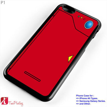 Pokedex Pokemon case - Personalized iPhone 7 Case, iPhone 6/6S Plus, 5 5S SE, 7S Plus, Samsung Galaxy S5 S6 S7 S8 Case, and Other