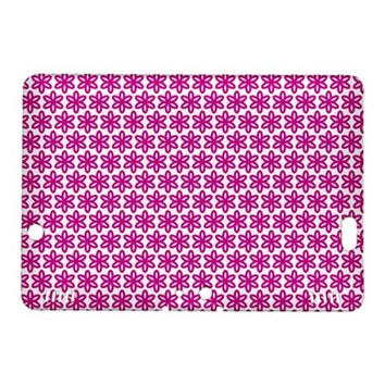 "Cute Pretty Elegant Pattern Kindle Fire HDX 8.9"" Hardshell Case"