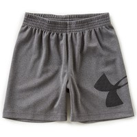 Under Armour Little Boys 2T-7 Zoom Striker Shorts | Dillards