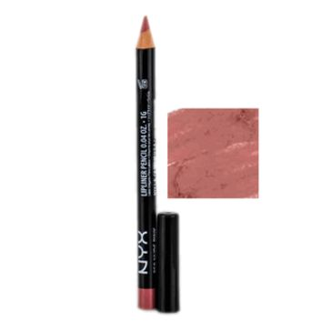 NYX Slim Lip Liner Pencil - Mauve - SLP 831