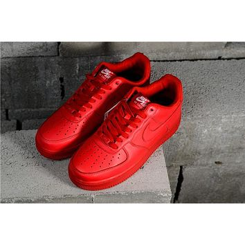 Nike Air Force 1 ¡¯07 Gym Red Ah6512 991 | Best Deal Online